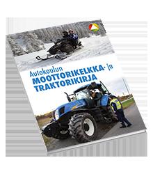 Moottorikelkka- ja traktorikirja