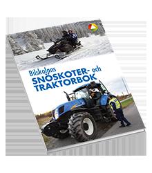 Snöskoter- och traktorbok