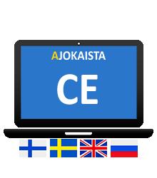 Teoriakoeharjoittelu CE-luokka